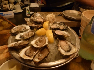 15. Oysters at Starfish