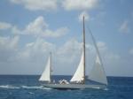 11. a. classic sail
