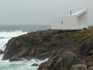 Studio on the rocks