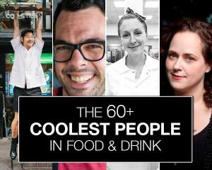 coolest people in food and drink photo