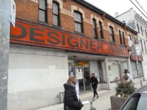 Designer Fabrics Outlet