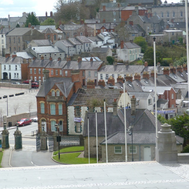 Armagh rooftops