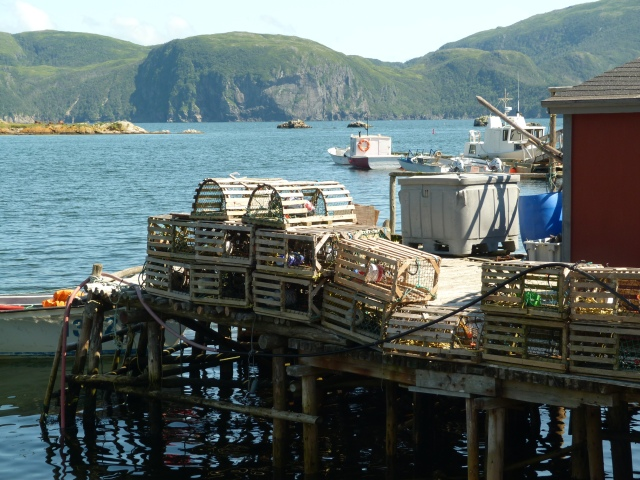 Gaultois dock
