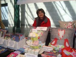 Belfast market knitter