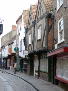 The Shambles 3, York