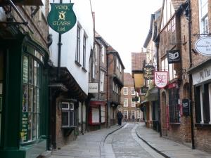 The Shambles a, York