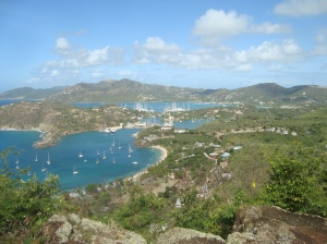 Antigua view from Dow Hill intepretation center copy