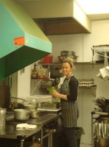 Becky Hood, Chef, 39 Carden Street